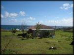Overlooking the ocean at the Mana Nui Inn